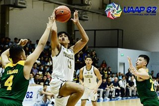 UAAP: NU opens juniors' basketball title defense with rout of FEU-Diliman