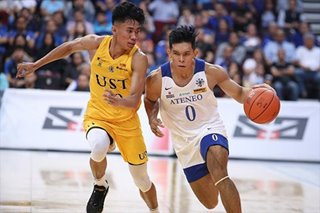 UAAP 82: Ateneo stakes perfect mark vs streaking UST, as finals begin