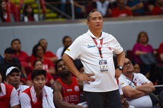 NCAA: San Beda coach Fernandez asks for fair officiating in Game 3