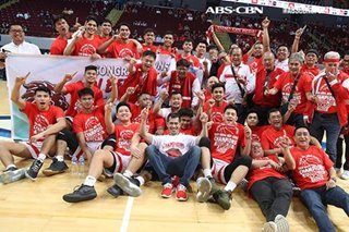 NCAA: San Beda Red Cubs crush Lyceum to regain crown