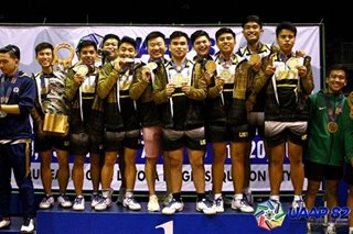 UAAP: UST secures golden double in table tennis