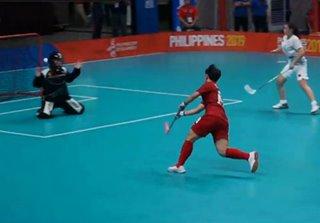 PH women's floorball team to face higher-ranked Singapore