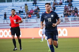 Azkals fall to Myanmar for first loss in 2019 SEA Games