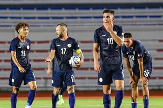 SEA Games: First goal is bittersweet for Azkals' Justin Baas