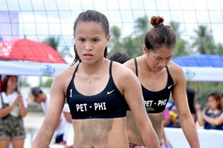 'The Score': Rondina, Pons take commitment to beach volleyball to next level