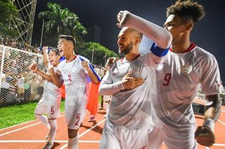 Football: Schröck clash with Azkals teammates kick off 2020 PFL season