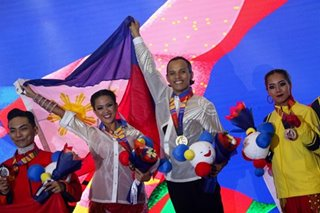 Angara wants P400,000 for each SEA Games gold medalist