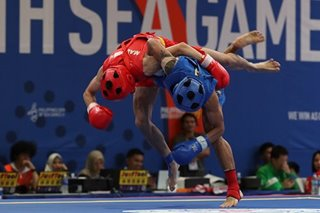 SEA Games: It's wushu fighters' turn to get on PH gold-medal board