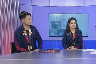SEA Games dance medalists expect dancesport to 'boom' in PH next year