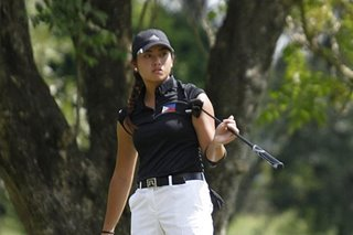 Pagdanganan is PSA's first ever Ms. Golf