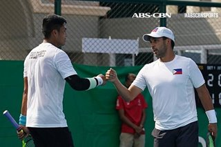 Tennis: Pinoys to play Greece in Manila, as Davis Cup tweaks format