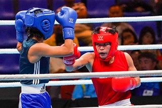 Boxing: Magno loses to India heroine Kom in qualifiers