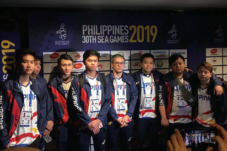 Tim Dota 2 Filipina Raih Emas SEA Games 2019