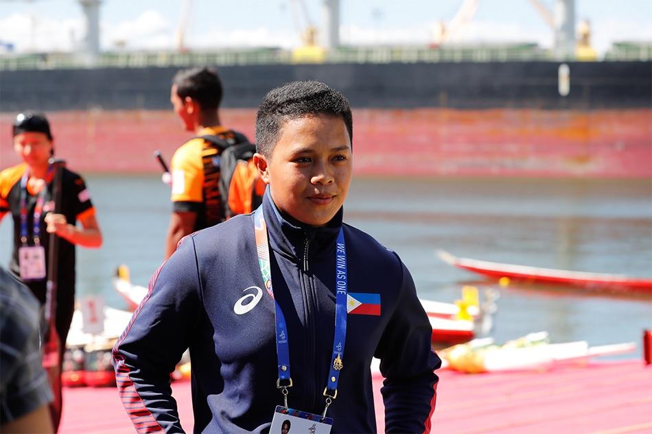 #SEAGames2019: Yolanda survivor nakahanap ng pag-asa sa dragonboat rowing 1
