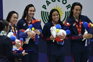 SEA Games: PH swimmers still searching for next gold; add 2 silvers, bronze
