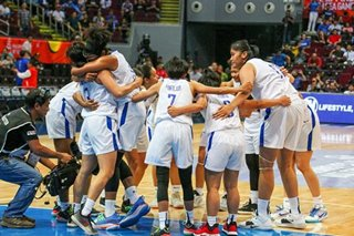 Gilas women write history with first SEA Games basketball gold