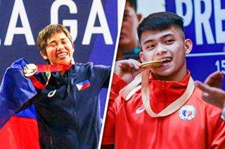 BALIKAN: Mga atletang Pinoy na nagningning sa 30th SEA Games