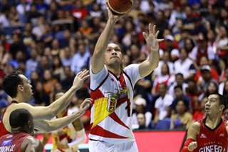 PBA: June Mar in 'high spirits' as he recovers, prepares to show up at games