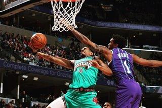 NBA: Balanced offense leads Grizzlies past Hornets