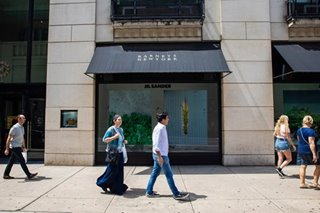 Barneys bidding starts, and it's a bet on the future of shopping