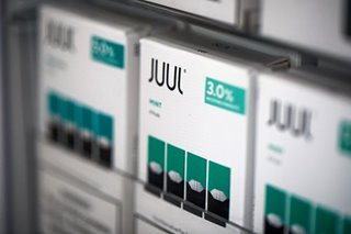Juul ends e-cigarette sales of mint-flavored pods
