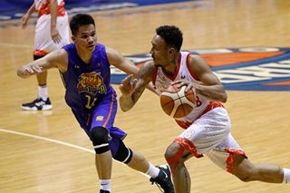 PBA: Calvin Abueva double-double powers Phoenix past TNT in OT