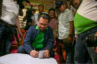 MILF chair votes in historic Bangsamoro plebiscite