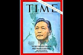 FACT CHECK: No, a TIME magazine cover did not say Marcos had been acquitted in all corruption cases