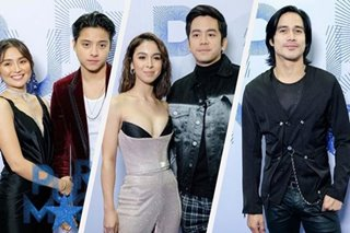 IN PHOTOS: Kapamilya stars gather for 'Pure Magic' party