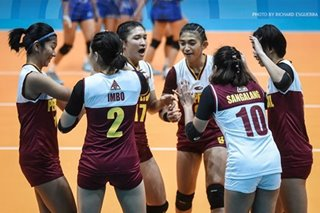 NCAA: Lady Altas shock reigning champion Lady Chiefs in finals opener