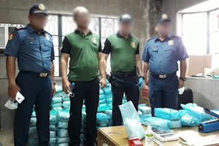 Confiscated drugs in Cavite came from 'Golden Triangle': PDEA