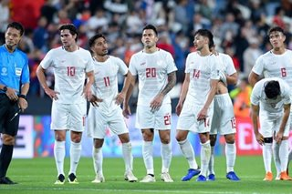Football: Azkals down 7 places in world rankings