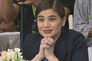 Anne Curtis 'dream role' ang pagiging UNICEF goodwill ambassador