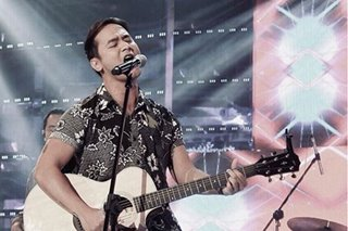 Listen to JM de Guzman cover Rivermaya's '214' for 'Alone/Together'