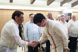 Japan's top envoy meets Duterte in Davao