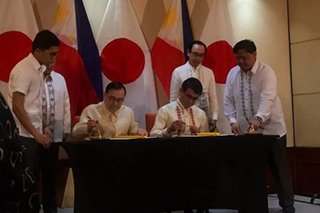 Japan to provide funding for Mindanao road project