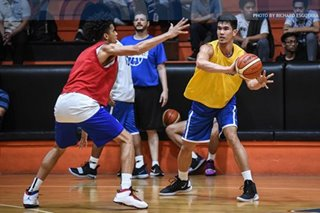 FIBA World Cup: Gilas blends well in scrimmage vs Meralco minus Blatche