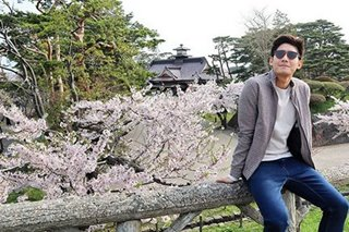 Robi Domingo on Valentine's Day: 'I got someone with me right now'