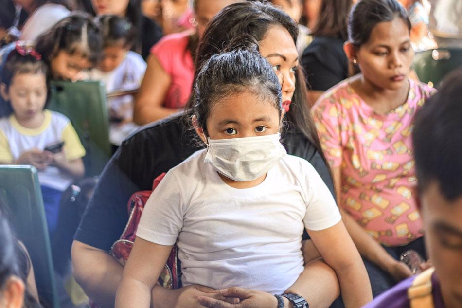 Health centers bubuksan sa weekends para sa pagpapabakuna vs tigdas