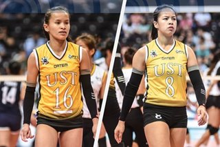 UAAP: UST's Rondina, Laure earn top prizes