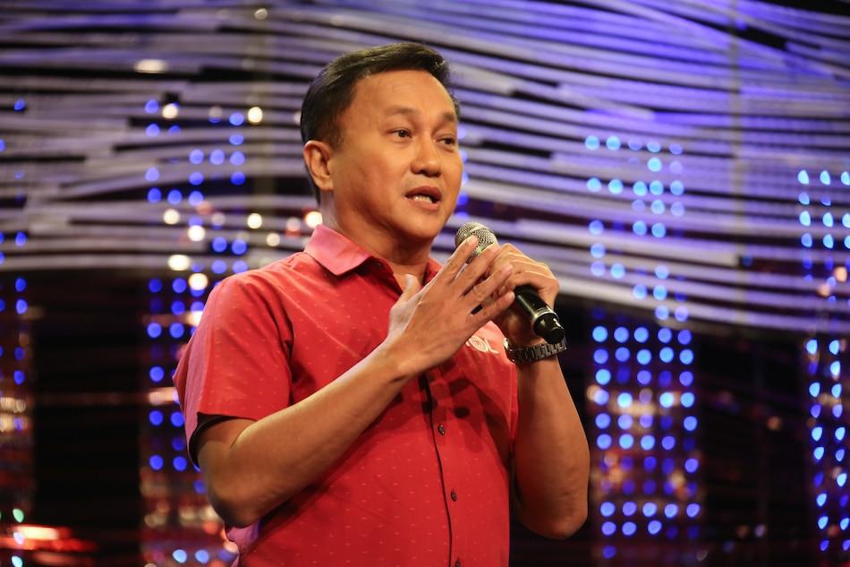 'Balimbing ka ba?' Senatorial candidate Francis Tolentino answers