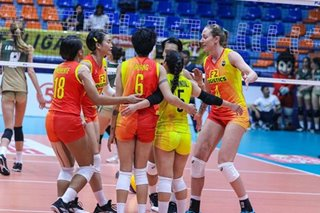 PSL: F2 Logistics overpower Sta. Lucia for 2nd straight win