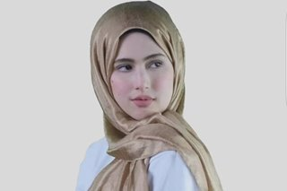 Robin Padilla's daughter Queenie appointed as Muslim youth ambassador