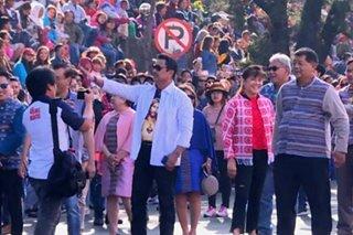 Mga kandidato sa pagkasenador tuloy sa panunuyo sa mga probinsiya