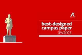 Search is on for best-designed PH campus papers