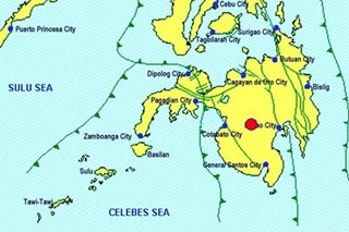 Magnitude 4.1 quake rocks North Cotabato