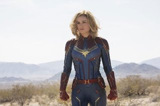 Box office: 'Captain Marvel' soars to $153-M launch