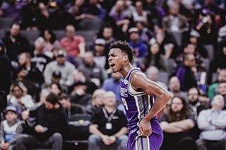 NBA: Kings end losing streak by rolling past Bulls