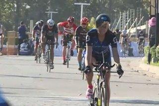 Ilang Kapamilya stars sumali sa triathlon event Davao City