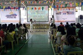 BMPM brings 'Ipanalo: Boses ng Pilipino' to Visayas
